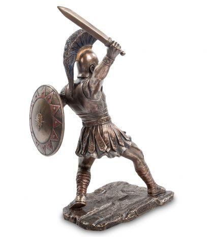 Статуэтка Гектор с мечом и щитом WS-497