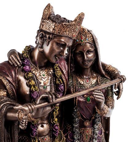 Статуэтка Кришна и Радха WS-544