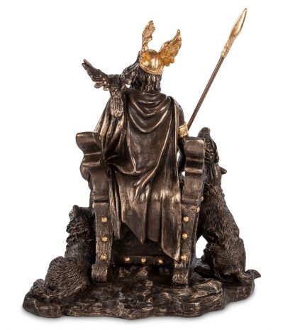 Статуэтка Один - бог войны и Победы, покровитель военной аристократии WS-685/ 2
