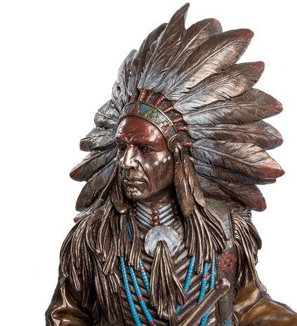 "Статуэтка ""Индейский вождь апачей"" WS-619"