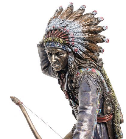 """Статуэтка """"Индеец апачи"""" WS-621"""