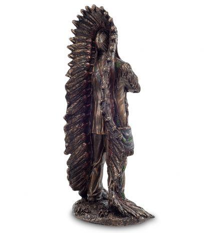 Статуэтка Индейский вождь апачей WS-443