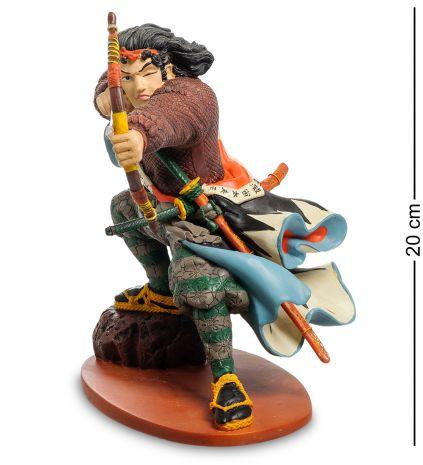 Статуэтка Японский воин Mase Chudayu Masa-Aki pr-KU02