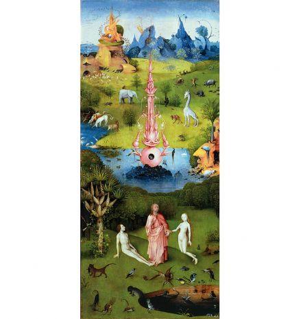 Фрагмент триптиха Сад земных наслаждений (И.Босх) pr-JB07