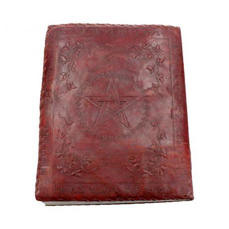 Большая Книга теней (нат. кожа) 35 см NOW0701