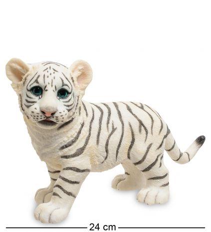 """Статуэтка """"Белый тигренок"""""""