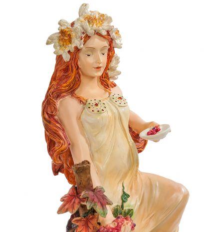 Статуэтка Девушка Осень (Альфонс Муха) pr-MUC06