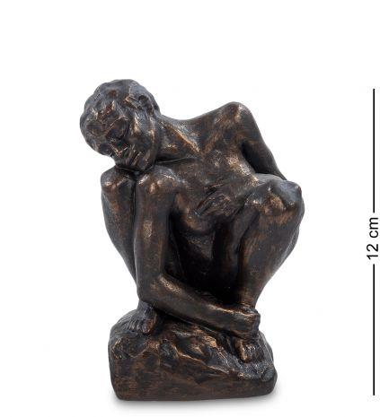 """Статуэтка """"Присевшая женщина"""" (Огюст Роден) pr-RO13"""