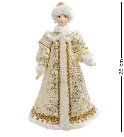 """Кукла """"Снегурочка со снежком"""""""