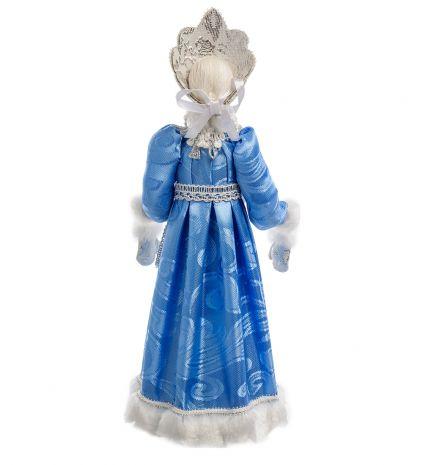 """Кукла """"Снегурочка с варежками"""""""