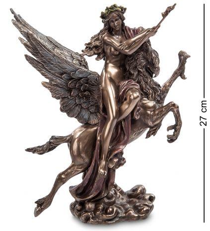 """Статуэтка """"Женщина на грифоне"""" (Гюстав Моро) WS-633/ 1"""