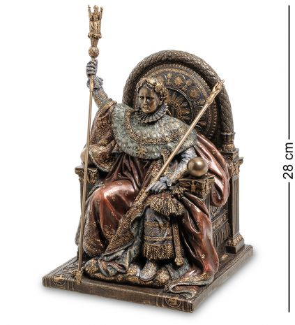 Статуэтка Наполеон на императорском троне (Жан Огюст Доминик Энгр) WS-472