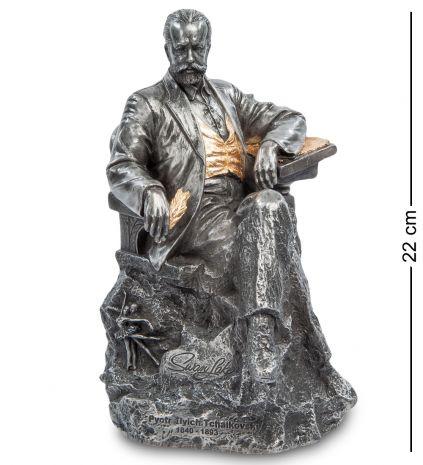 """Статуэтка """"Петр Чайковский"""" WS- 69"""