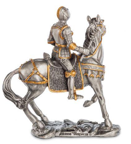 """Статуэтка """"Средневековый воин на коне"""" WS-822"""