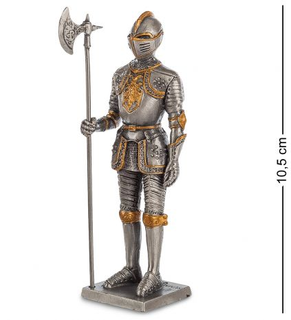 Статуэтка Рыцарь с алебардой WS-808
