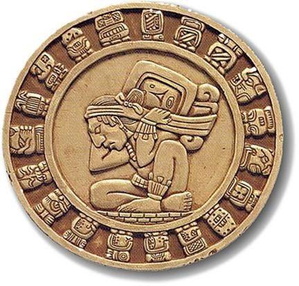 Солнечный календарь майя Хааб