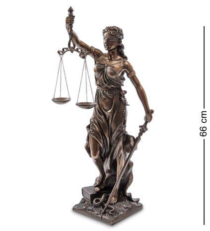 Статуэтка Фемида - богиня правосудия WS-653/ 1