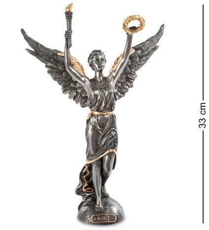"""Статуэтка """"Богиня Ника с факелом и лавровым венком"""" WS- 83"""
