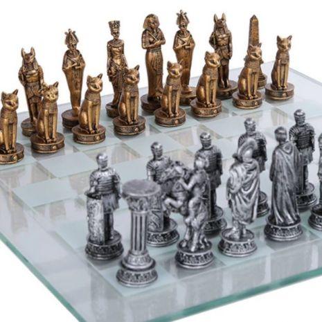 """Шахматы """"Рим против Египта"""" MU-020"""