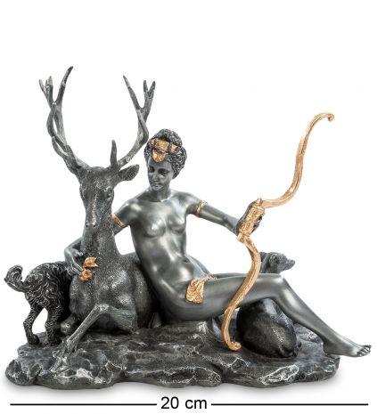Статуэтка Диана - Богиня Луны и Охоты WS- 75