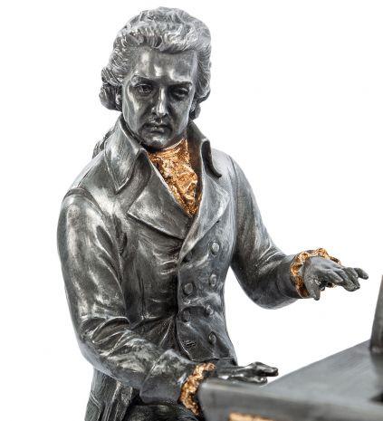 """Статуэтка """"Моцарт за роялем"""" WS- 65"""
