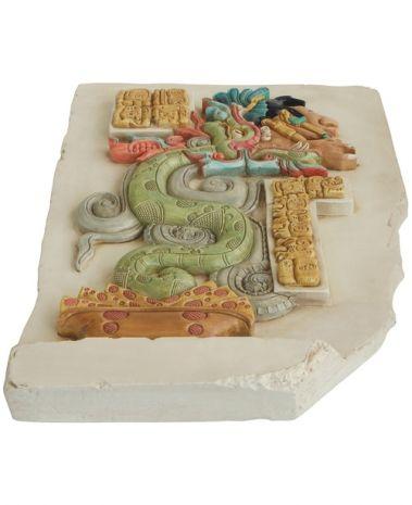 Змей-ясновидец майя CS-010
