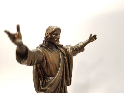 Статуэтка Иисус