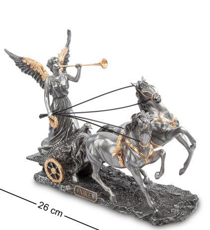 """Статуэтка """"Богиня Ника на колеснице"""" WS- 84"""