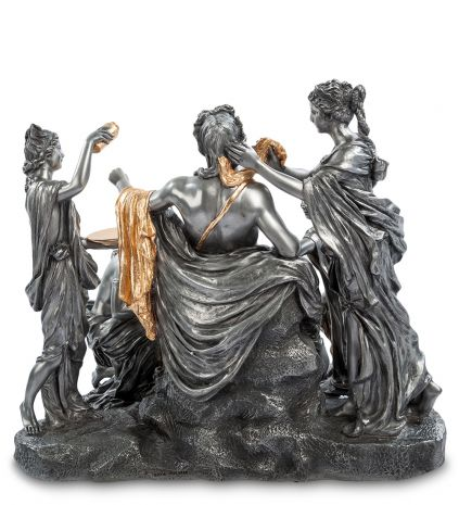 Статуэтка Аполлон и Нимфы (Франсуа Жирардон) WS- 22