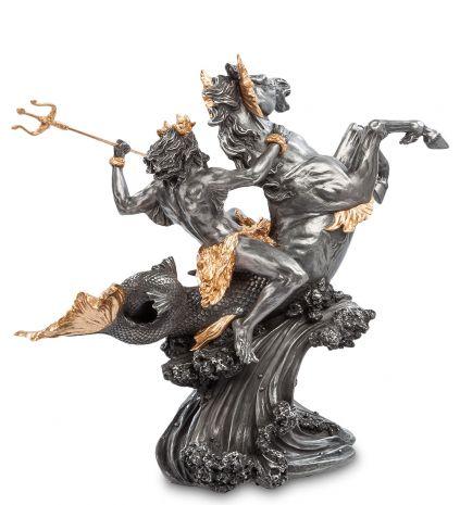 Статуэтка Посейдон - Бог морей WS- 03