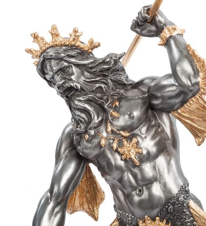 Статуэтка Посейдон - Бог морей WS- 02