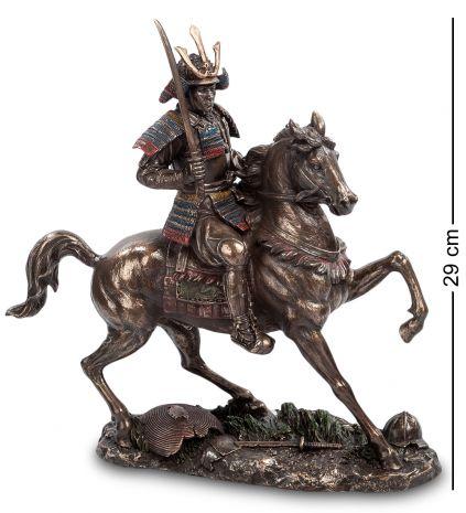 Статуэтка Самурай на коне WS- 89/ 1