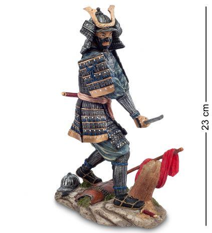 Статуэтка Самурай в доспехах WS-753