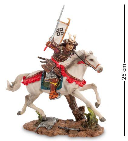 "Статуэтка ""Самурай на коне"" WS-739"