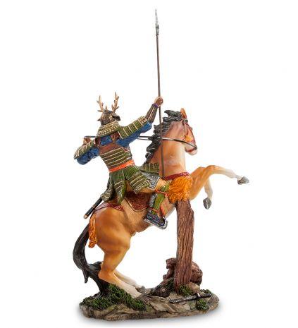 "Статуэтка ""Самурай на коне"" WS-740"