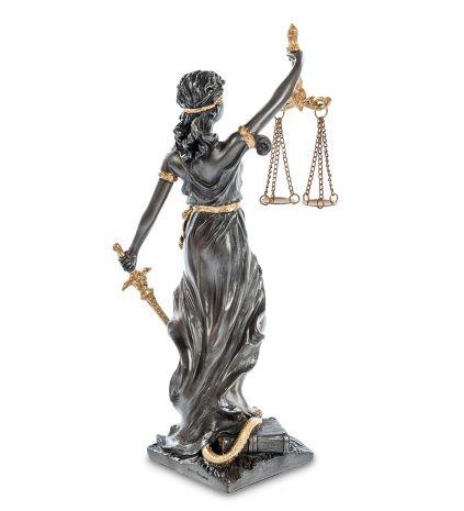Статуэтка Фемида - богиня правосудия WS-655