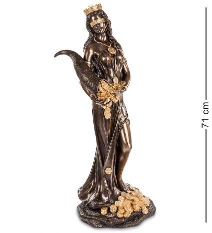 """Статуэтка """"Фортуна - Богиня счастья и удачи"""" WS-654/ 2"""