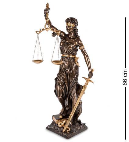 "Фигура ""Фемида - богиня правосудия"" WS-653/ 2"