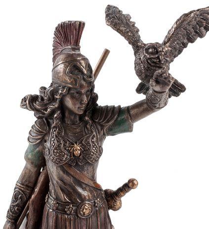 """Статуэтка """"Афина - Богиня мудрости и справедливой войны"""" WS-563"""
