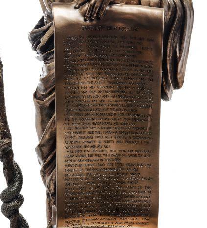 Статуэтка Клятва Гиппократа WS-862