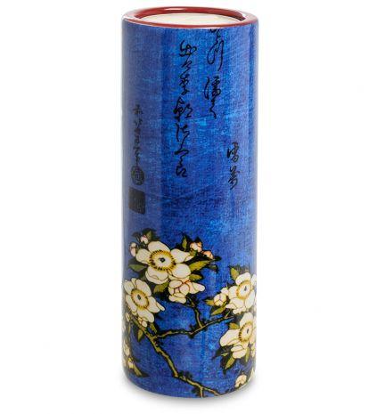 "Подсвечник ""Bullfinch and Blossoms"" (Кацусика Хокусай) pr-TC09HOK"