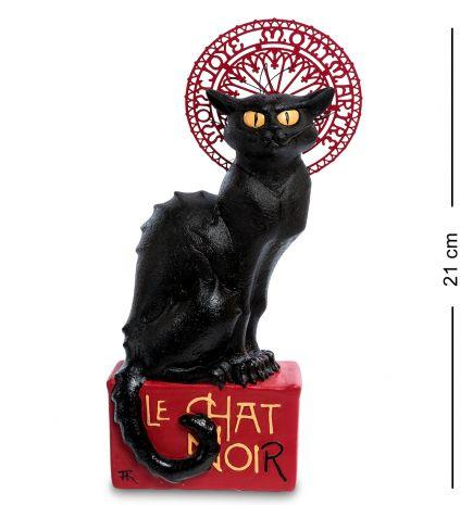Статуэтка Черный кот (Теофиль-Александр Стейнлен) pr-STE01