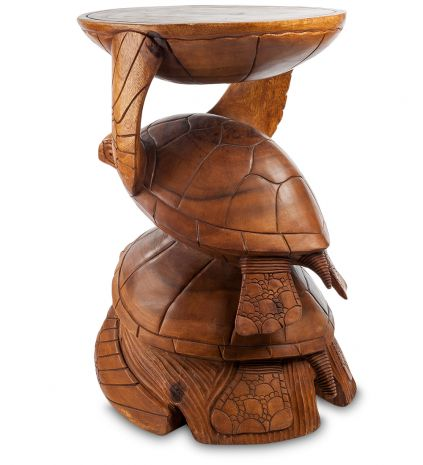 "Статуэтка-подставка ""Пара черепах"" 44-027"