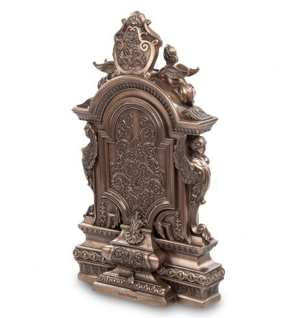 """Часы в стиле барокко """"Сфинкс"""" WS-611"""