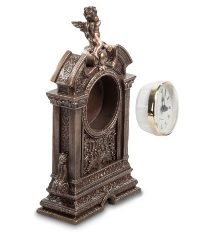 "Часы в стиле барокко ""Амур"" WS-610"