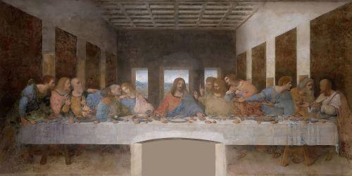 Композиция Тайная вечеря (Леонардо Да Винчи) WS-412