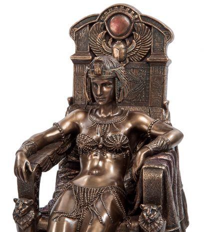 клеопатра статуэтка россия династия подарок