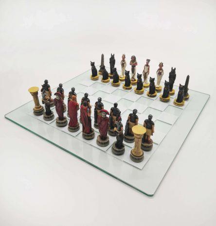 """Шахматы """"Рим против Египта"""" MU-019"""