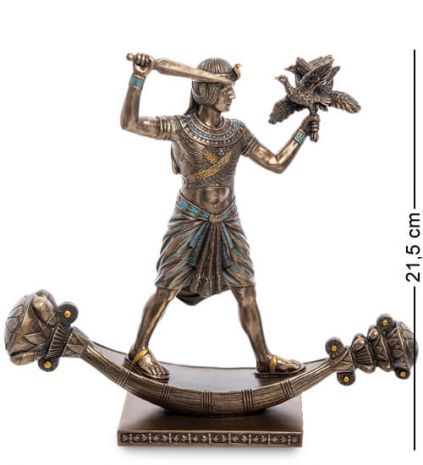 "Статуэтка ""Принц Египта на охоте"" WS-954"
