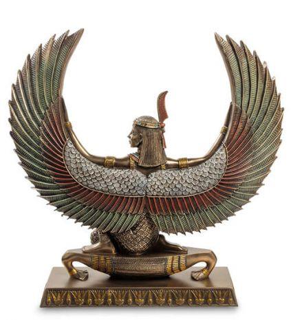 """Статуэтка """"Маат - богиня истины, справедливости, закона и миропорядка"""" WS-901"""